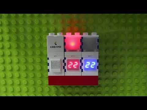 CREAMO SMART BLOCK-hygrometer