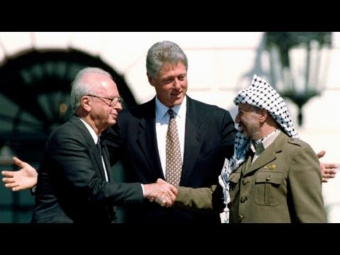 The Oslo Accords | History Lessons