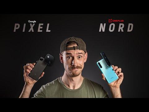 OnePlus Nord vs Pixel 4a Camera Comparison!