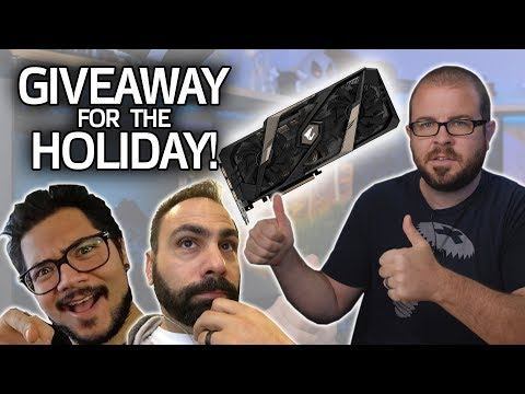 A MASSIVE Giveaway for the Holidays with BPS and Bitwit! RTX 2070 + 20 More Prizes