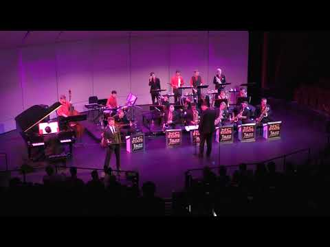 NC State Jazz Ensemble 1: Don't Worry 'bout Me (Fall 2017)