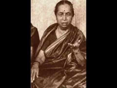 Gangubai Hangal Raga Darbari