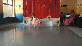 Ballet Dance performance by Sugishka,  Class 3 San Academy Chennai 09.02.2019