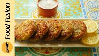 Louki kay kabab Recipe By Food Fusion