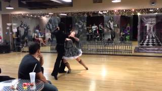 Viennese waltz to Secret by the pierces danced by Ashlynn Dennington with instructor Cody Knight
