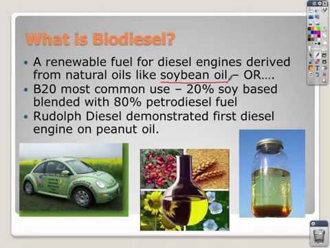 Biofuels lecture