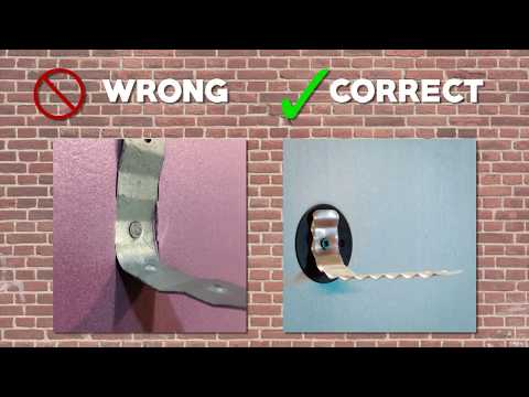 Thermal-Grip® Brick-Strap:  NOT YOUR ORDINARY WALL-TIE!