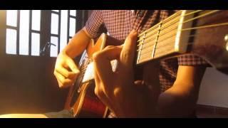 Nhớ về em - Jimmy Nguyễn - Guitar Gin Cover