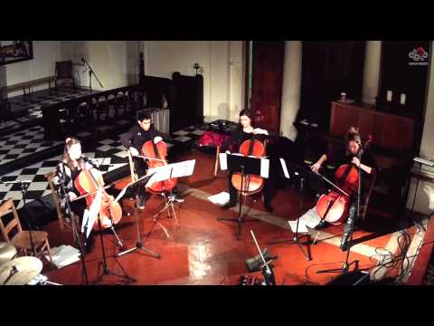 Jo Quail - The Great Below (NIN cover) live at St John on Bethnal Green, London (February 2015)