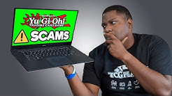 Online Yu-Gi-Oh Scams & How to Avoid Them!