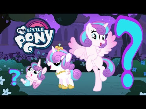 My Little Pony GROWING UP Compilation 4!!!