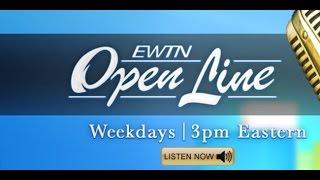 OPEN LINE Monday - John Martignoni  on Catholic apologetics