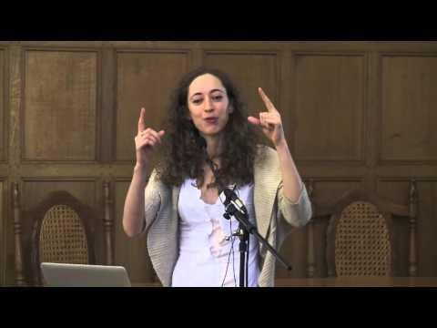 Dr Bronwyn Tarr Talk at Rhodes Scholar Retreat January 2016