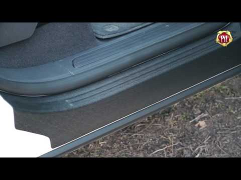 Накладки на внутренние пороги дверей Volkswagen Touareg russ artel.ru