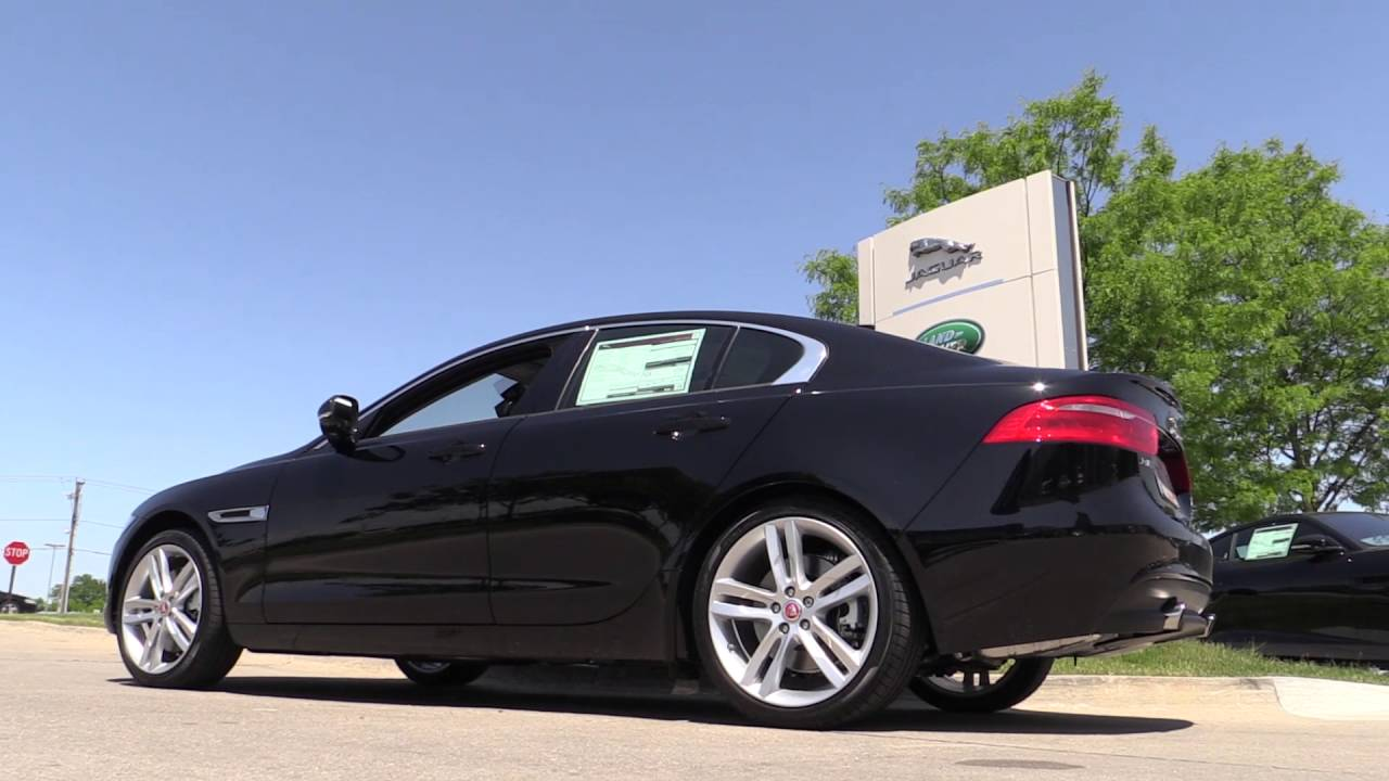 Superior Now Available   2017 Jaguar XE At Jaguar Des Moines!