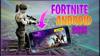 Fortnite Android - Play Fortnite On Android (Fortnite Mobile)