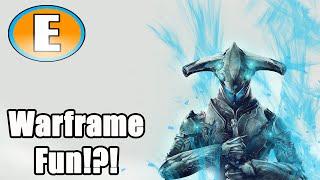"""Warframe Actually Fun?!?"" (Warframe PS4 Live Gameplay)"