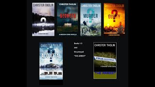 Stockholm Sleuth Series books 1 to 5