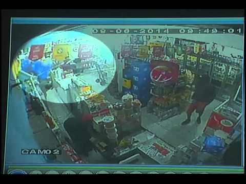 Alterosa em Alerta: Comerciante é agredido por bandido em Varginha