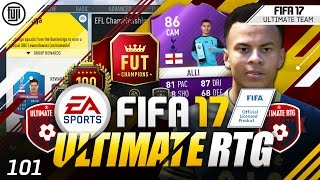 FIFA 17 ULTIMATE ROAD TO GLORY! #101 - NEW TEAM NEEDED!!!