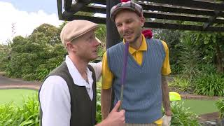 Jono and Ben's Mini Golf Mission Part Two