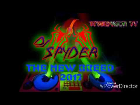 DJ SPYDER - THE NEW BREED