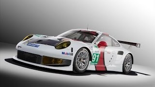 Porsche 911 GT3 Ready for 2014 Carrera Cup
