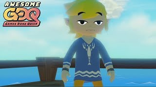 The Legend Of Zelda: The Wind Waker Hd By Linkus7 In 6:12:57   Agdq2019