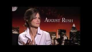 'August Rush' Interview