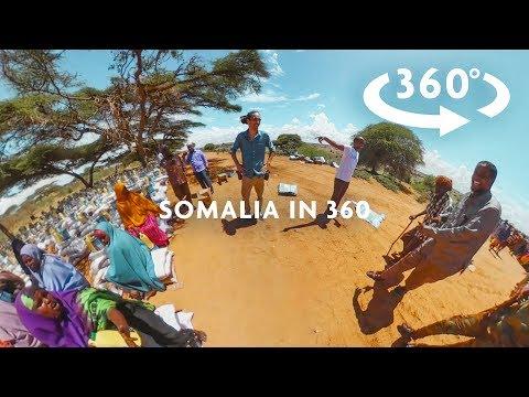 SOMALIA 360 VIDEO #LOVEARMY