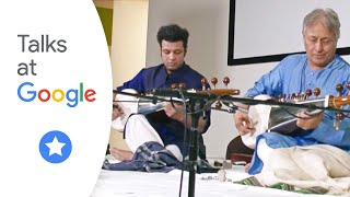 Sarod Maestros Amjad Ali Khan, Amaan Ali Khan + More | Live Performance | Talks at Google
