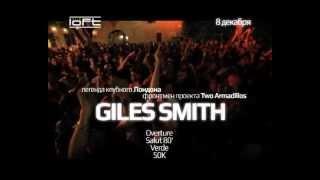 08.12.2012 GILES SMITH (UK) @ The Loft