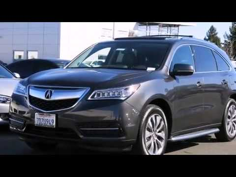 2014 acura mdx 3 5l technology package youtube. Black Bedroom Furniture Sets. Home Design Ideas