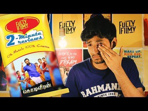 Kodiveeran - 2 Minute Review | Sasikumar | Fully Filmy