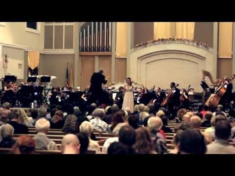 San Diego Grossmont Symphony Orchestra & Anna Belaya - Eugene Onegin, Op.24 / Act 1 - Letter scene