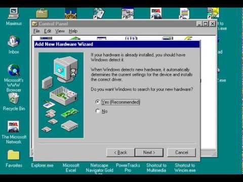 Band-in-a-Box (1997): Windows 95 MIDI Setup