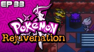 Pokemon Rejuvenation ( Fan Game ) Part 33 RAGE QUIT! -  Gameplay Walkthrough