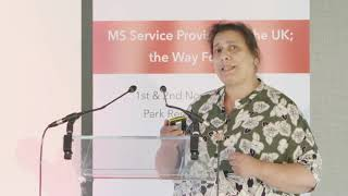 MS Variance – Paola Dey: Inequalities in access to health and social care among adults with MS