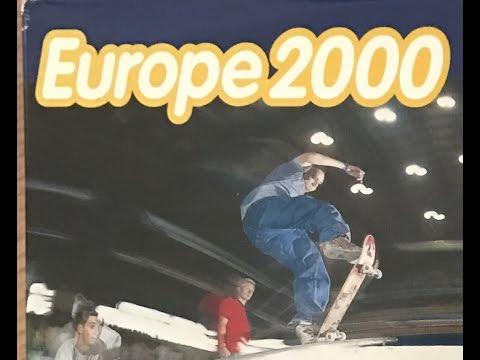 411VM Europe 2000 Skateboarding
