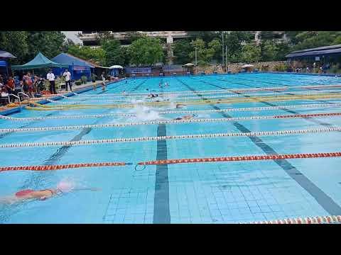 Kejuaraan renang antar pelajar SMP di GRJU T. Priok