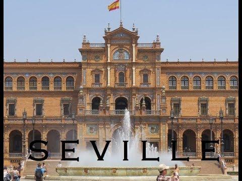 Seville 2017: Best of Seville, Spain   2017  סביליה  פלאסה הפלאסות  והרובע היהודי