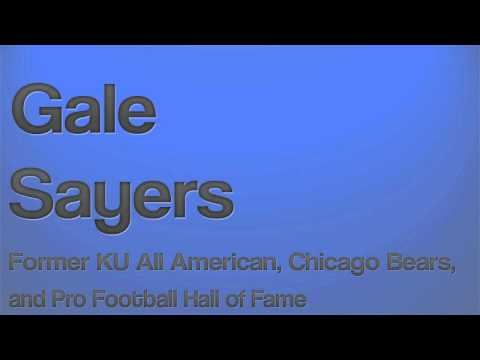 Interview with Gale Sayers