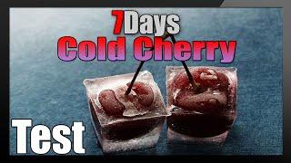 7Days - Cold Cherry | schmeckt wie RACHENDRACHEN!