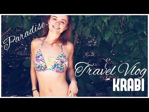 TRAVEL VLOG: KRABI, THAILAND (PARADISE)