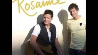 Nick & Simon - Rosanne karaoke(instrumentaal)