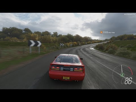 Forza Horizon 4 - 1994 Nissan Fairlady Z Version S Twin Turbo Gameplay [4K] thumbnail