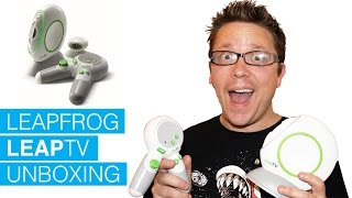 Unboxing: LeapFrog's LeapTV - Education Games Console