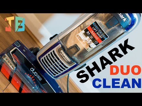 Full REVIEW! - SHARK DuoClean With Powered Lift Away (AX910UK)