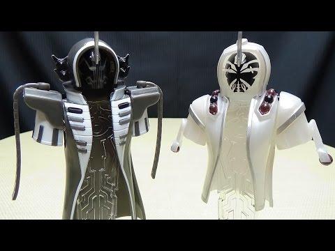 Kamen Rider Ghost Ghost Change Series BEETHOVEN & BENKEI DAMASHII: EmGo's Reviews N' Stuff