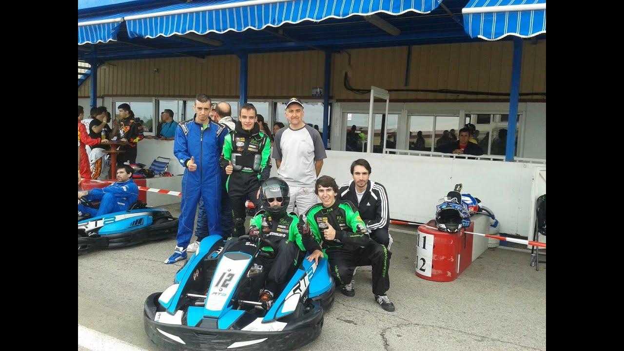 Circuito Karts Santos De La Humosa : Hd horas de los santos la humosa karting rx